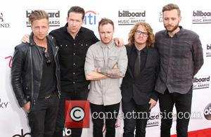 Ryan Tedder, Zach Filkins, Eddie Fisher, Drew Brown and And Brent Kutzle Of Onerepublic
