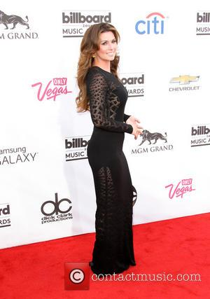 Shania Twain - 2014 Billboard Awards Red Carpet at the MGM Grand Resort Hotel and Casino - Las Vegas, United...