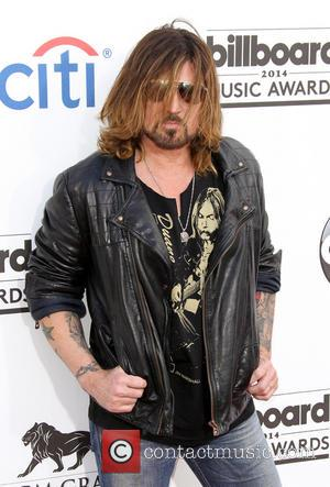 Billy Ray Cyrus - 2014 Billboard Awards Red Carpet