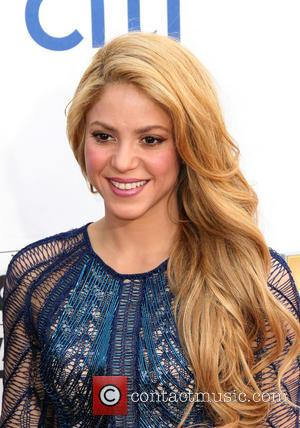 Shakira - 2014 Billboard Awards Red Carpet at the MGM Grand Resort Hotel and Casino - Las Vegas, United States...