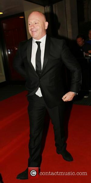 Ross Kemp - The Arqiva British Academy Television Awards - Afterparty held at The Grosvenor House hotel - London, United...