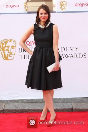 Kate Ford - The Arqiva British Academy Television Awards 2014 (BAFTA) - Arrivals - London, United Kingdom - Sunday 18th...
