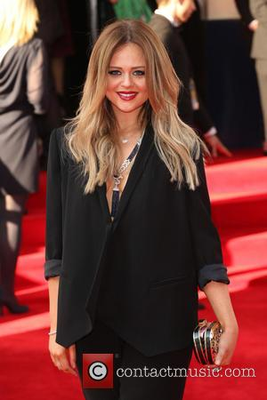 Emily Atack - The Arqiva British Academy Television Awards 2014 (BAFTA) - Arrivals - London, United Kingdom - Sunday 18th...