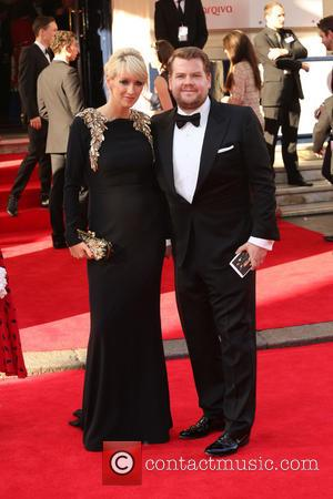 "James Corden And Julia Carey ""Delighted"" To Be Expecting Second Child"