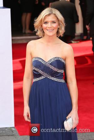 Jane Danson - The Arqiva British Academy Television Awards 2014 (BAFTA) - Arrivals - London, United Kingdom - Sunday 18th...
