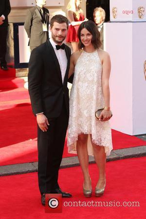 Jamie Dornan - The TV BAFTA Awards 2014