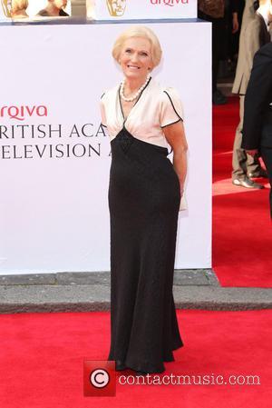 Mary Berry - The Arqiva British Academy Television Awards 2014 (BAFTA) - Arrivals - London, United Kingdom - Sunday 18th...