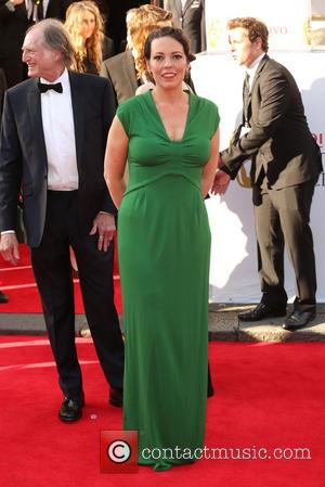Olivia Colman - The Arqiva British Academy Television Awards 2014 (BAFTA) - Arrivals - London, United Kingdom - Sunday 18th...