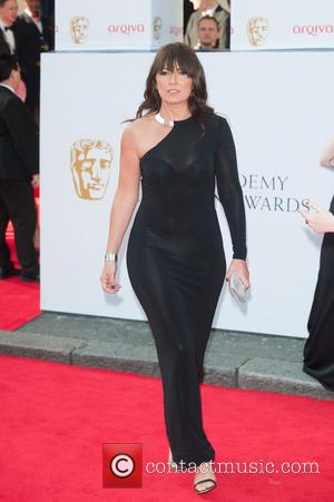 Davina McCall - Arqiva British Academy Television Awards held at the Theatre Royal, Drury Lane - Arrivals. - London, United...
