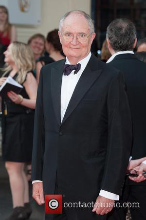 Jim Broadbent - Arqiva British Academy Television Awards held at the Theatre Royal, Drury Lane - Arrivals. - London, United...