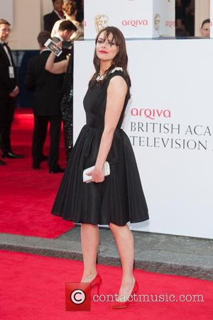 Kate Ford - Arqiva British Academy Television Awards held at the Theatre Royal, Drury Lane - Arrivals. - London, United...