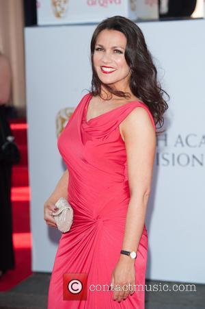 Susanna Reid - Arqiva British Academy Television Awards held at the Theatre Royal, Drury Lane - Arrivals. - London, United...