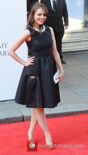 Kate Ford - Arqiva British Academy Television Awards at Theatre Royal - Arrivals - London, Ukraine - Sunday 18th May...