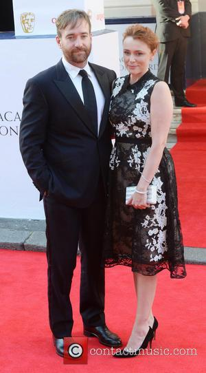Matthew McFadyen and Keeley Hawes - Arqiva British Academy Television Awards at Theatre Royal - Arrivals - London, Ukraine -...