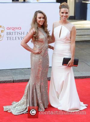 Michelle Heaton and Jessica Taylor