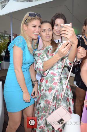 Hofit Golan, Victoria Bonya and Emma Miller (made In Chelsea)