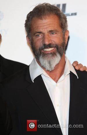 Mel Gibson - The 67th Annual Cannes Film Festival - 'The Expendables 3' premiere - Arrivals - London, United Kingdom...