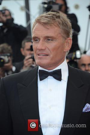 DOLPH LUNDGREN - The 67th Annual Cannes Film Festival - 'The Homesman' premiere - Arrivals - Cannes, France - Sunday...
