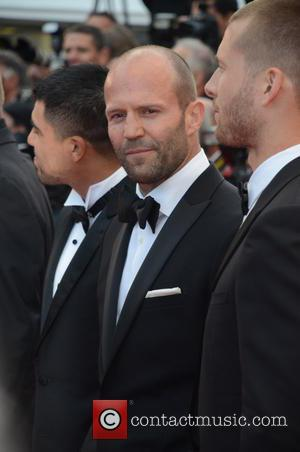 Jason Statham - The 67th Annual Cannes Film Festival - 'The Homesman' premiere - Arrivals - Cannes, France - Sunday...