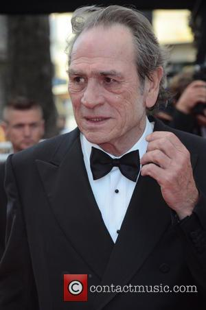TOMMY LEE JONES - The 67th Annual Cannes Film Festival - 'The Homesman' premiere - Arrivals - Cannes, France -...