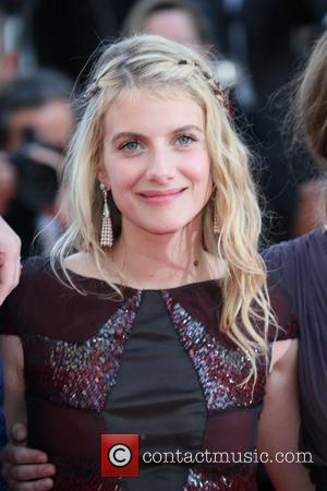 Melanie Laurent - The 67th Annual Cannes Film Festival - 'The Homesman' premiere - Arrivals - Cannes, France - Sunday...