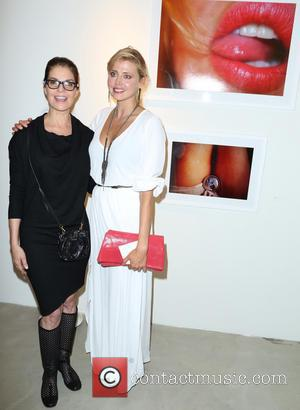 Sela Ward and Estella Warren