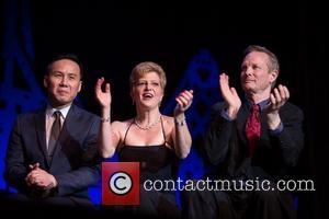 Bd Wong, Carey Perloff and Bill Irwin