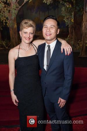 Carey Perloff and Bd Wong