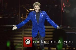 Barry Manilow - Barry Manilow performs live at The SSE Hydro - Glasgow, Scotland, United Kingdom - Monday 19th May...