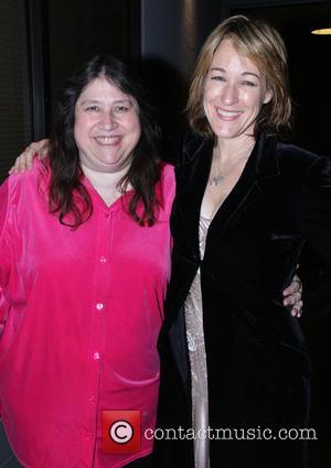 Sheena Metal and Kathleen Wilhoite