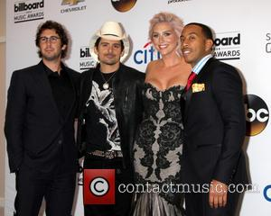 Josh Groban, Brad Paisley, Kesha, Ludacris and Chris Bridges