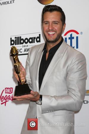 Luke Bryan - Billboard Music Awards 2014 Press Room - Las Vegas, Nevada, United States - Monday 19th May 2014