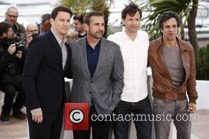 Channing Tatum, Bennett Miller, Steve Carell and Mark Ruffalo