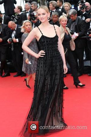 Jess Weixler - The 67th Annual Cannes Film Festival - Foxcatcher - Premiere - Cannes, France - Monday 19th May...