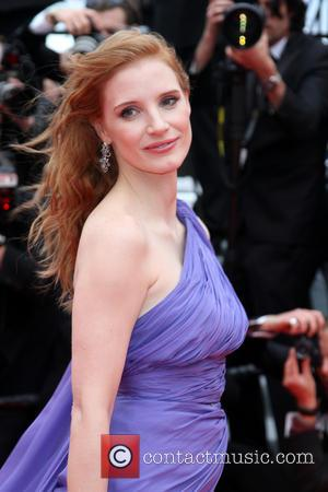 Jessica Chastain - The 67th Annual Cannes Film Festival -...