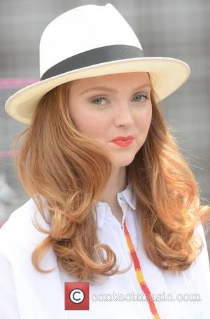 Lily Cole - Chelsea Flower Show VIP and Press Preview - London, United Kingdom - Monday 19th May 2014