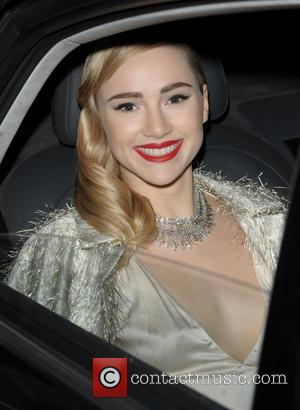 British Model Suki Waterhouse Cast In Summit's 'Insurgent'