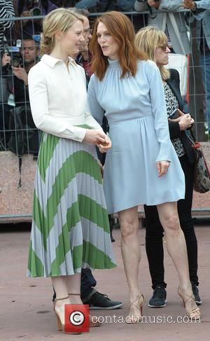 Julianne Moore and Sarah Gadon