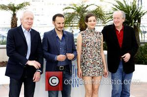 Jean-pierre Dardenne, Fabrizio Rongione, Marion Cotillard and Luc Dardenne