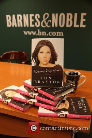 Toni Braxton, New Book and Titled Unbreak My Heart