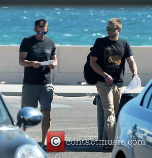 Cody Walker and Caleb Walker - Vin Diesel filming last scenes for