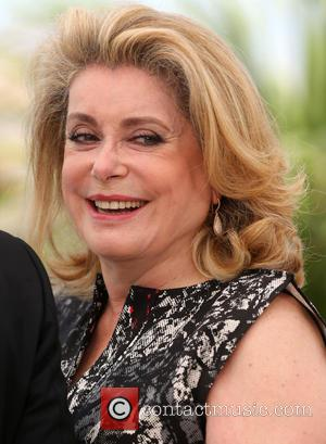 Catherine Deneuve - The 67th Annual Cannes Film Festival -
