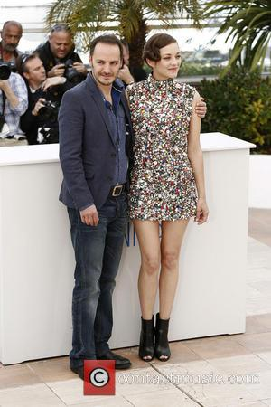 Fabrizio Rongione and Marion Cotillard