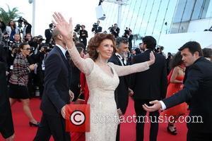 Sophia Loren - The 67th Annual Cannes Film Festival - 'Two Days, One Night' (Deux Jours, Une Nuit) - Premiere...