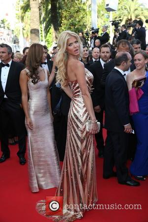 Victoria Silvstedt - The 67th Annual Cannes Film Festival - 'Two Days, One Night' (Deux Jours, Une Nuit) - Premiere...