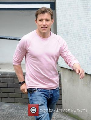 Ben Shephard - Ben Shephard pictured at the ITV Studios - London, United Kingdom - Tuesday 20th May 2014