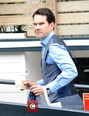 Jimmy Carr - Jimmy Carr pictured at the ITV Studios - London, United Kingdom - Tuesday 20th May 2014