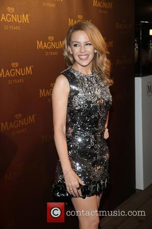 Kylie Minogue - The 67th Annual Cannes Film Festival - Magnum 25th Anniversary party - Cannes, France - Wednesday 21st...