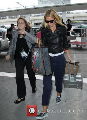 Gwyneth Paltrow - Gwyneth Paltrow at JFK