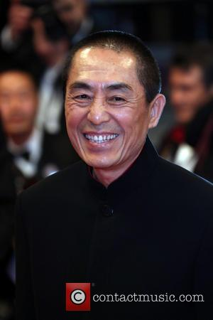 Zhang Yimou - The 67th Annual Cannes Film Festival -...
